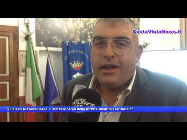 """Villa San Giovanni: ecco il marchio """"Area dello Stretto Identità Territoriale"""""""