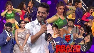 DHEE 10 Grand Finale - Dhee 10 Latest Promo - 18th July 2018 - Young Tiger NTR -  Priyamani, Sekhar