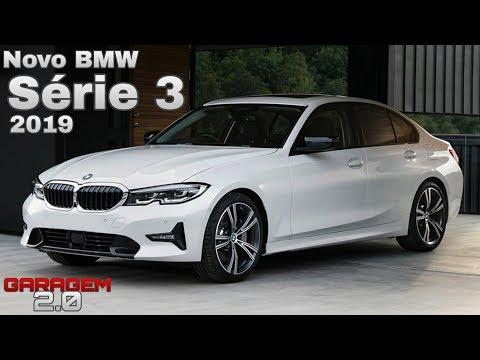 Novo BMW Série 3 2019 - (Garagem 2.0)