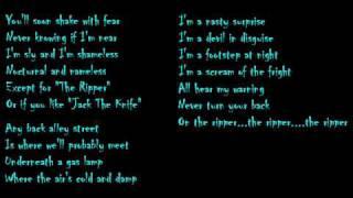 The Ripper Judas Priest