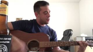 Trying To Write A Love Song (cover) - Adam Hood