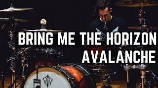 Bring Me The Horizon   Avalanche | Matt McGuire Drum Cover