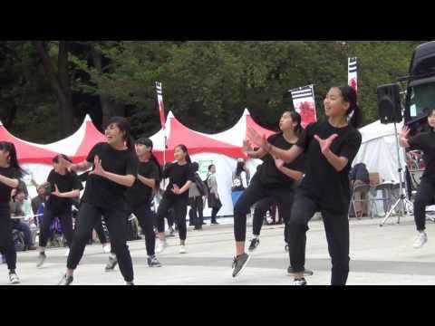 東京舞祭'17春 八王子市立第五中学校 2回目