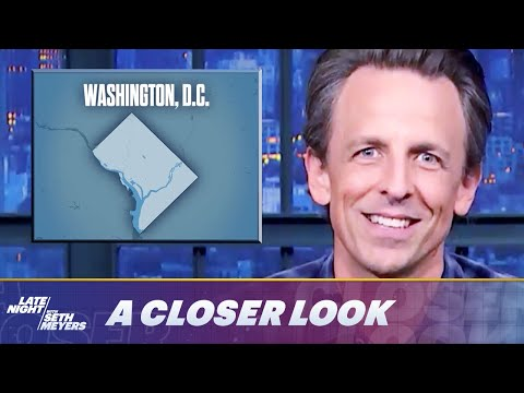 Republicans Freak Out About DC Statehood and the Green New Deal: A Closer Look