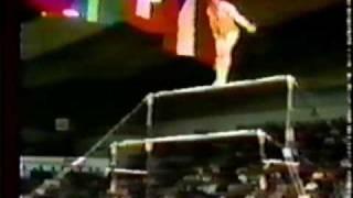 European Uneven Bars Champions Gymnastics Montage: 1969 - 2009