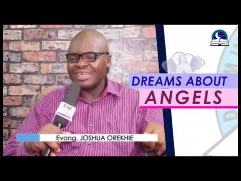 DREAMS ABOUT ANGELS - I Find Out The Biblical Dream Interpretation I