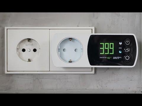 AurAir Pro 1 CO2 meter