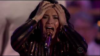 Demi Lovato - Purple Rain ( Prince cover ) Warning: VOCAL FIRE DANGER!!!