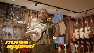 Shop Talk with Post Malone