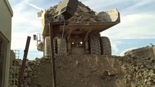 METSO LT 105 CRUSHING ROCK JAW CRUSHER - Funny Videos
