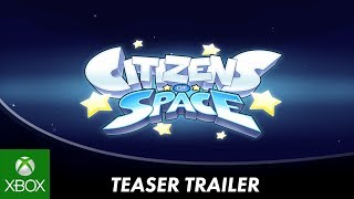 Citizens of Space | Announcement Trailer