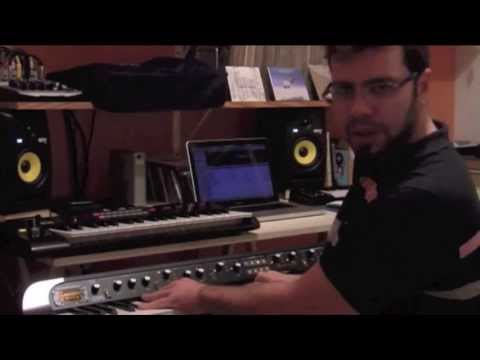 PRIDE MUSIC - Artists SetUP - Guilherme Ribeiro - KORG®