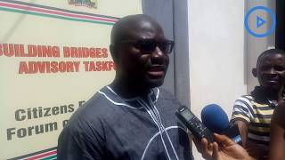 BBI Vice Chairperson Adams Oloo says politicians will not interfere