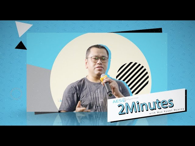 AES Myanmar Youtube