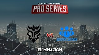 Thunder Predator vs Business [ELIMINACIÓN] - Beyond The Summit