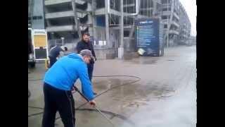 Mycie kostki brukowej w Poznaniu