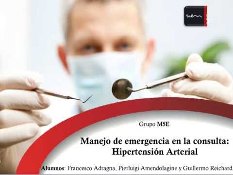 Los criterios para el diagnóstico de la hipertensión