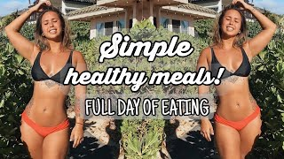 "FULL DAY OF EATING I ""Lazy Keto"""
