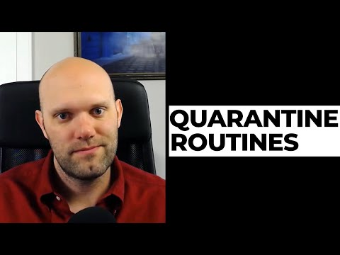 How To Not Get Lazy In Quarantine