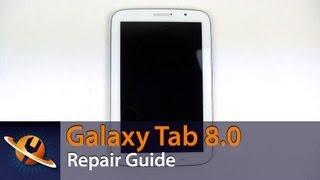 Samsung Galaxy Note 8.0 Take Apart Repair Guide