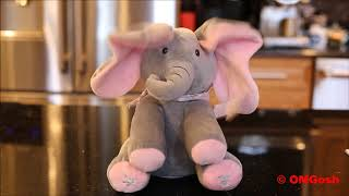 OMGosh Peek A Boo Elephant Video Singing