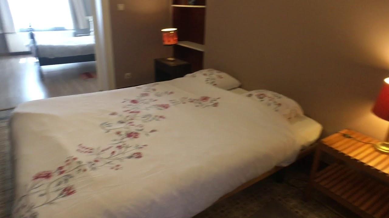 Charming 2-bedroom apartment for rent in Laeken, near Atomium