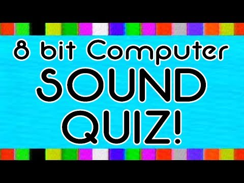 8 BIT COMPUTING HARDWARE SOUND QUIZ