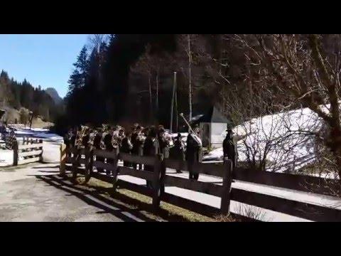Weckruf 2016 in Hinterwildalpen (2)