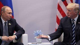 Трамп придумал неожиданную характеристику Путину