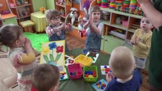 Цікаві заняття - діти раннього віку з Наталією Скорик