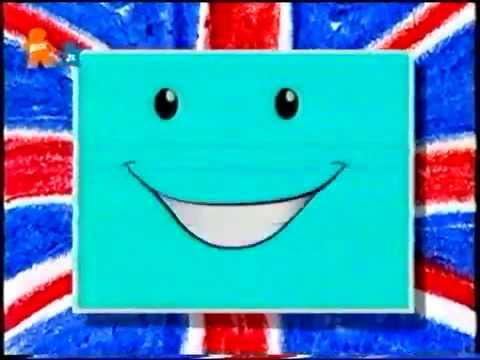 Nick Jr King Face UK 2000 Promo