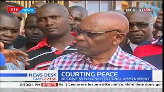 Eldoret residents react to leaders' cal for dialogue between Raila Odinga and Uhuru Kenyatta