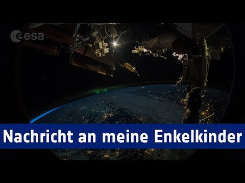 Nachricht an meine Enkelkinder  [with Closed Captions]
