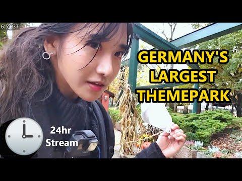 韓國企鵝妹24實況遊德國!!