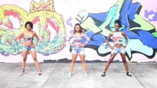 Shake Body  Skales Choreography