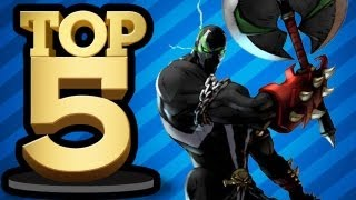 TOP 5 CROSSOVERS IN VIDEO GAMES
