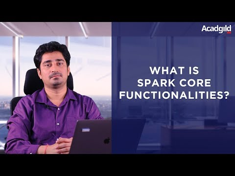 What is Spark Core Function | Hadoop Interview Questions and Answers