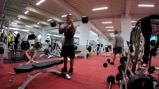 Kostrov & Demirov - Ultimate Biceps Work out.