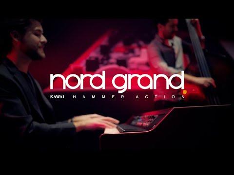 Nord Grand: Joel Lyssarides Trio live in Frankfurt 2019