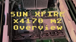 Oracle Sun Fire X4170 M2 Server Overview