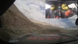 Spectacular onboard view rio bashing Tim en Tom Coronel Dakar Rally 🇵🇪
