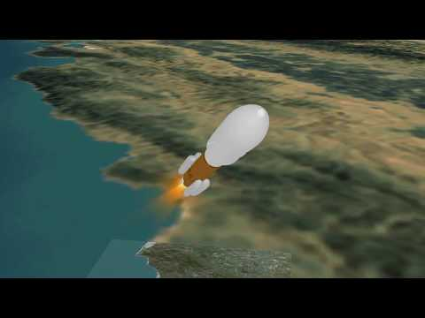 Atlas V NROL-42 Mission Profile