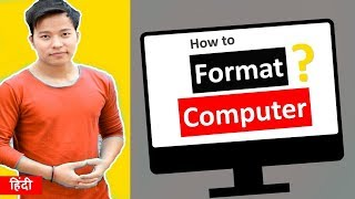 How to Format computer and laptop | Window 7 , 8, 10 Format ? Computer format kaise kare in hindi - Download this Video in MP3, M4A, WEBM, MP4, 3GP