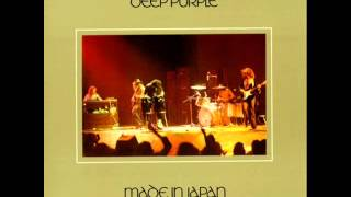DEEP PURPLE - THE MULE - MADE IN JAPAN