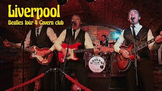 Liverpool Beatles tour and Cavern Club