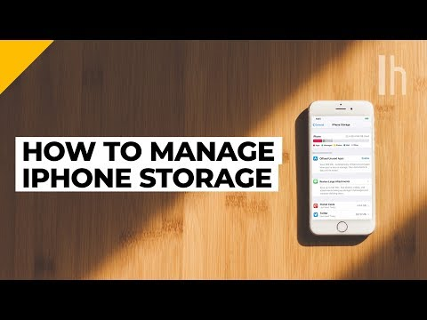 How To Free Up Storage Space On Your iPhone