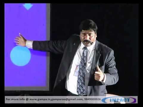 Stage Fear| Gampa Nageswararao |TELUGU IMPACT Hyd 2012-Part1