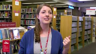 Community Impact at the Library: Mariah's Story