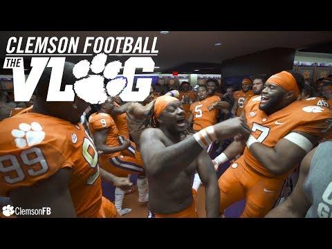 Clemson Football || The Vlog (Ep 12)