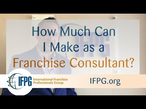 , title : 'How Much Can I Make as a Franchise Consultant? - IFPG